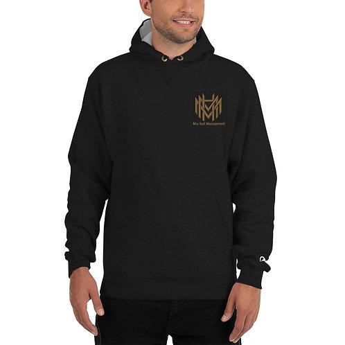 MHM Gold Logo Men's Champion Hoodie