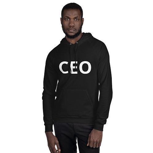MHM CEO Designer Unisex Fleece Hoodie