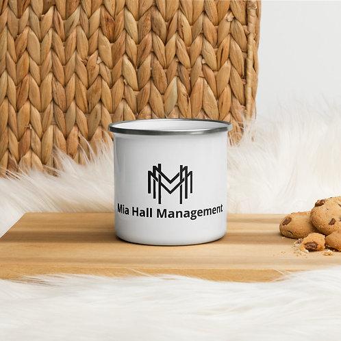 MHM Logo Enamel Mug