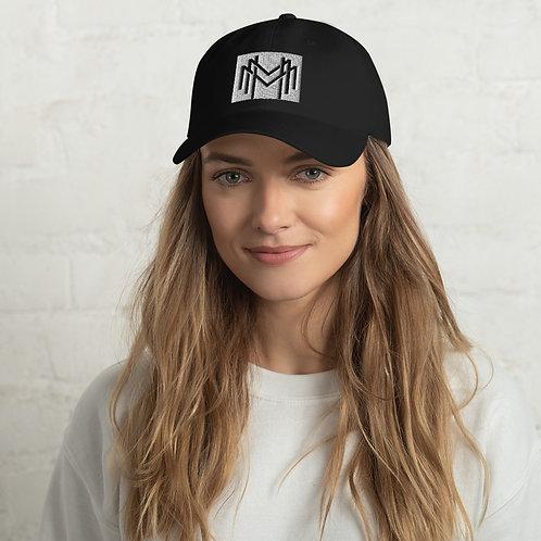 MHM Logo Unisex Fitted Baseball Cap