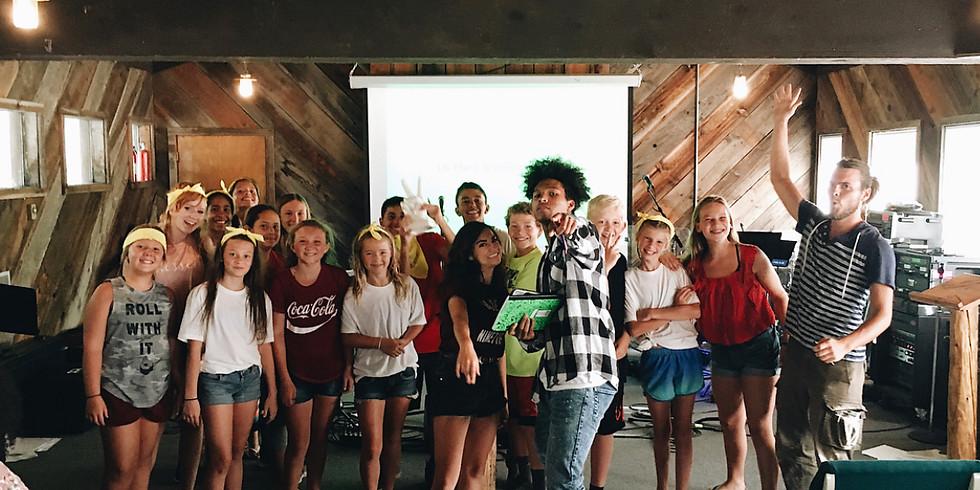 Jr. High Summer Camp