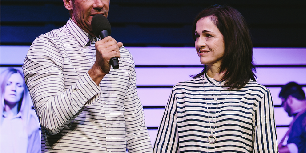 Guest Speakers Pastor Jude and Becky Fouquier