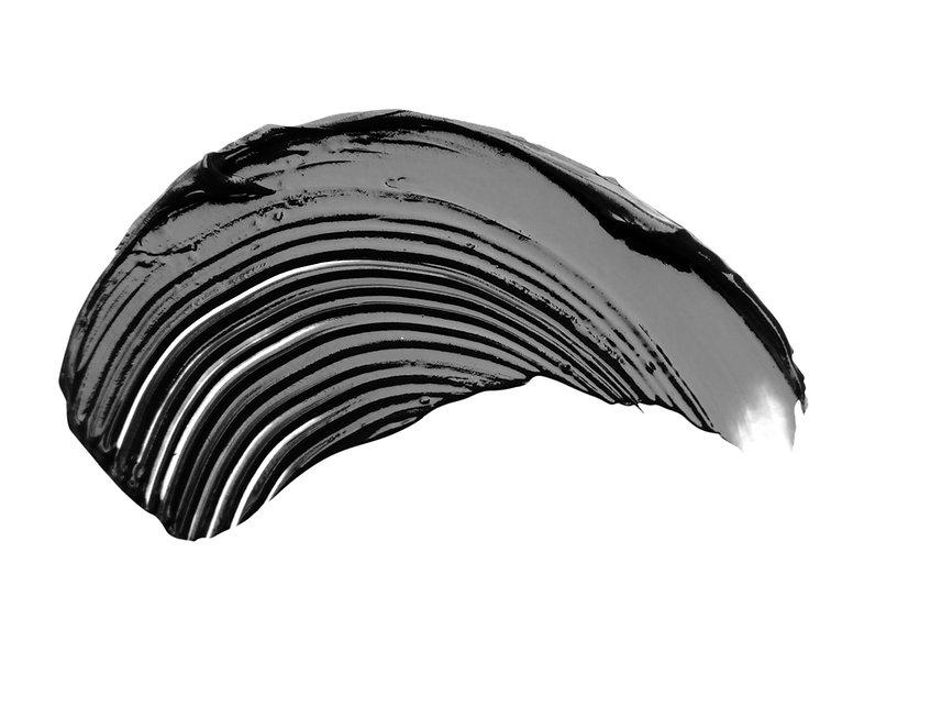 Black Mascara Shapes