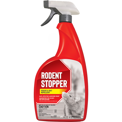 Rodent Stopper Repellent, 32oz Ready-to-Use