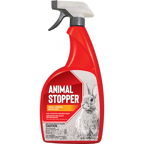 Animal Stopper Animal Repellent, 32oz Ready-to-Use