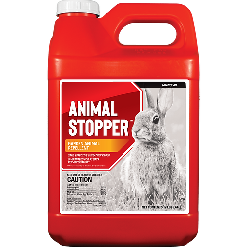 Animal Stopper 12lb Granule Shaker Jug