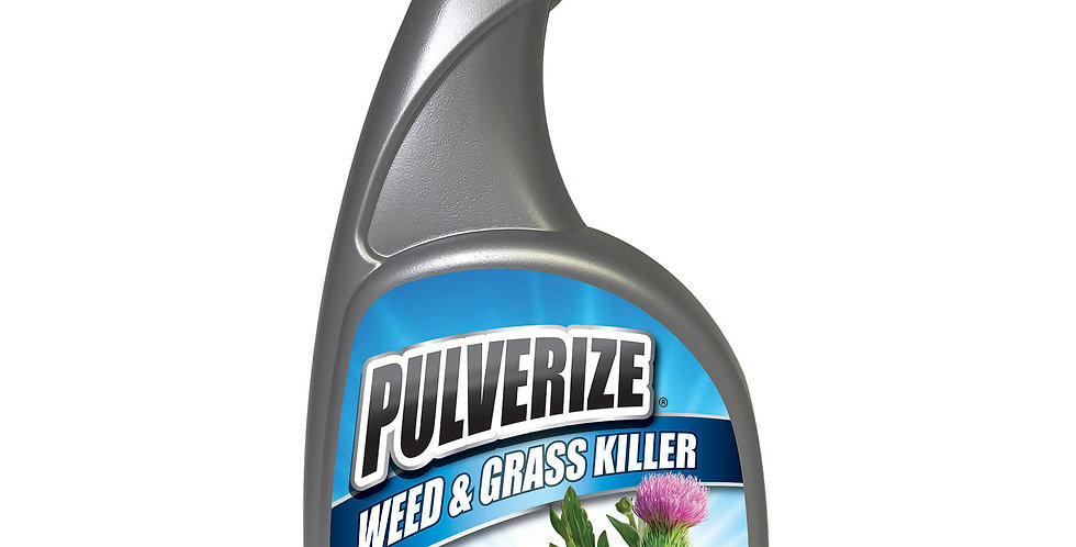 PULVERIZE® Weed & Grass Killer 32oz Ready to Use