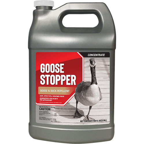 Goose Stopper Animal Repellent, 1 Gallon Concentrate