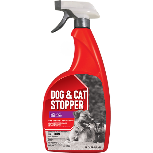 Dog & Cat Stopper Repellent, 32oz Ready-to-Use