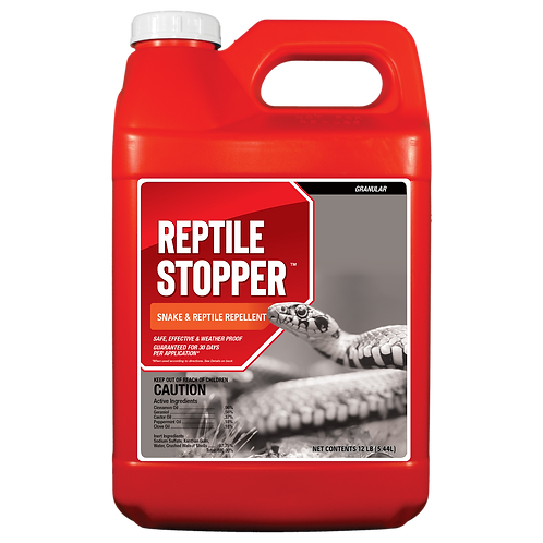 Reptile Stopper Animal Repellent, 12# Ready-to-Use Bulk