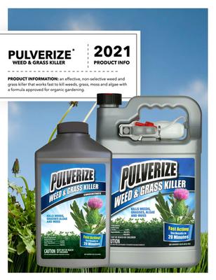 Pulverize Weed & Grass Killer