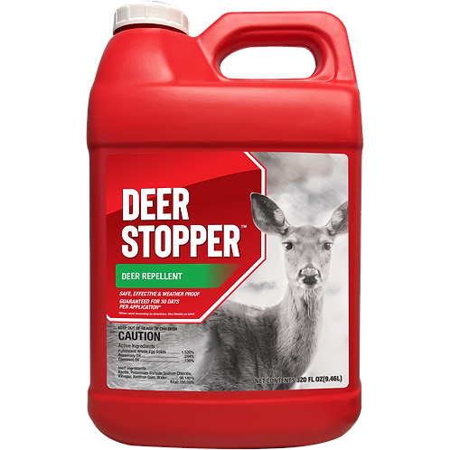Deer Stopper Animal Repellent, 2.5 Gallon Ready-to-Use