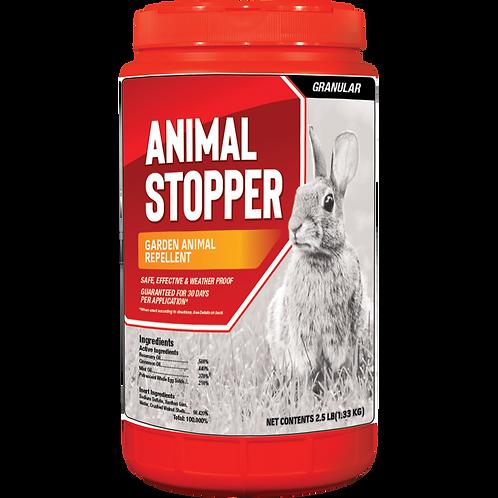 Animal Stopper 2.5lb Granule Shaker Jug