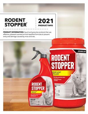 Rodent Stopper Flyer