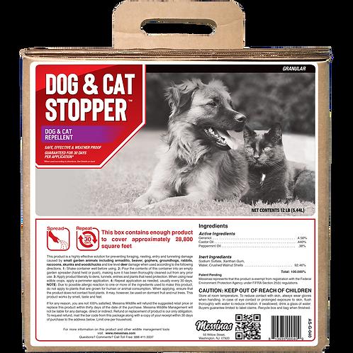 Dog & Cat Stopper 40lb Granule Bulk