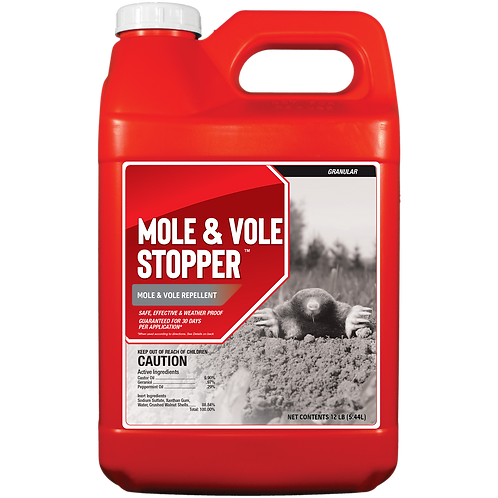 Mole & Vole Stopper 12lb Granule Shaker Jug