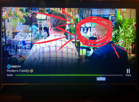 Two MESSINAS Products Show Up On ABC's Modern Family
