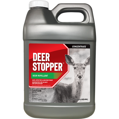 Deer Stopper Animal Repellent, 2.5 Gallon Concentrate