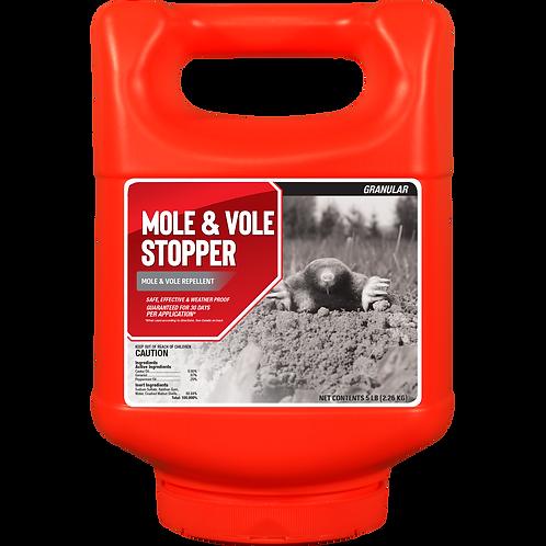 Mole & Vole Stopper 5lb Granule Shaker Jug