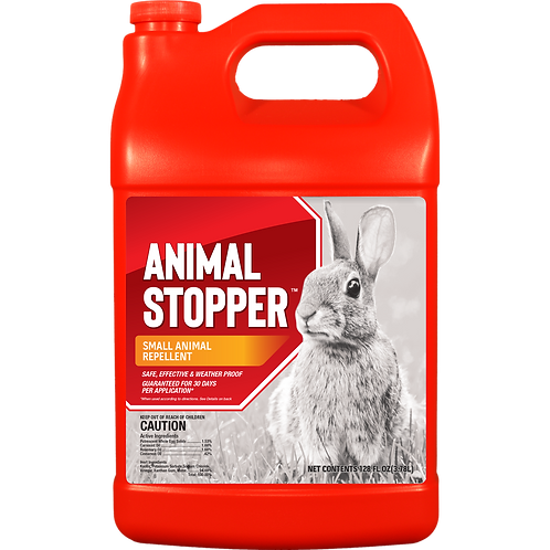 Animal Stopper Gallon Ready to Use Refill Bottle