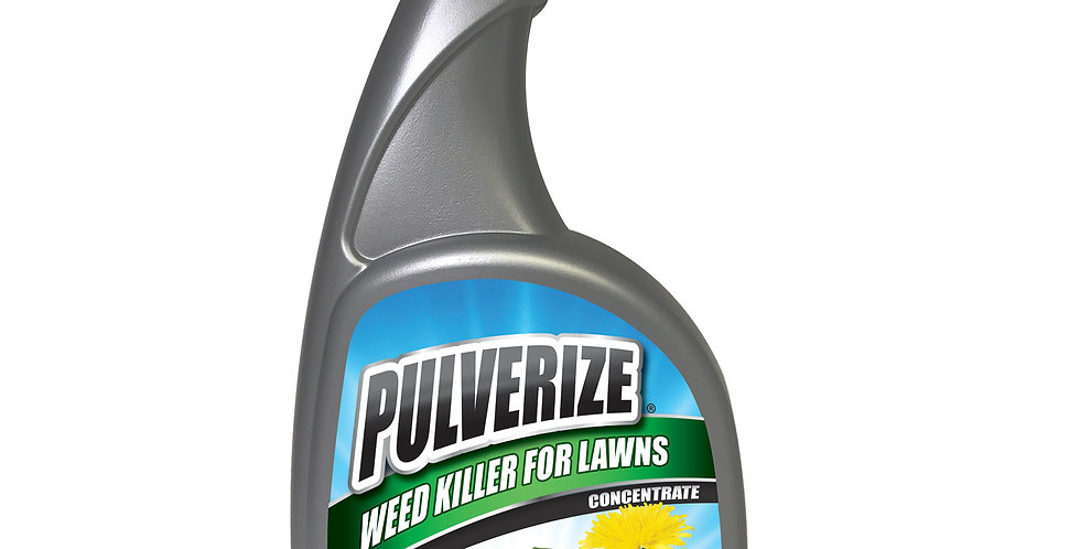 PULVERIZE® Weed Killer for Lawns Ready to Spray Concentrate