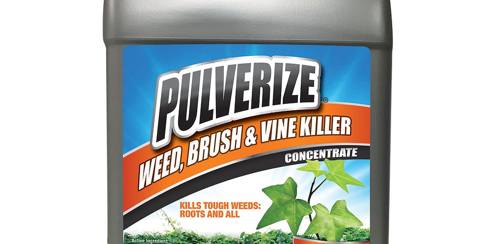PULVERIZE® Weed, Brush & Vine Killer 2.5 Gallon Concentrate