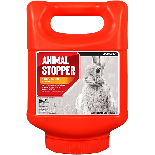 Animal Stopper 5lb Granule Shaker Jug