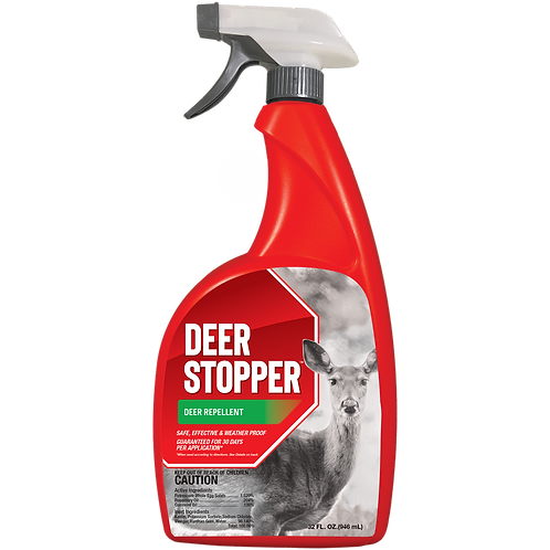 Deer Stopper Animal Repellent, 32oz Ready-to-Use