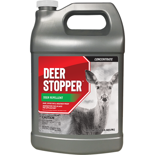 Deer Stopper Gallon Concentrate Bottle
