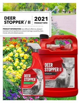 Deer Stopper Deer Stopper II Flyer