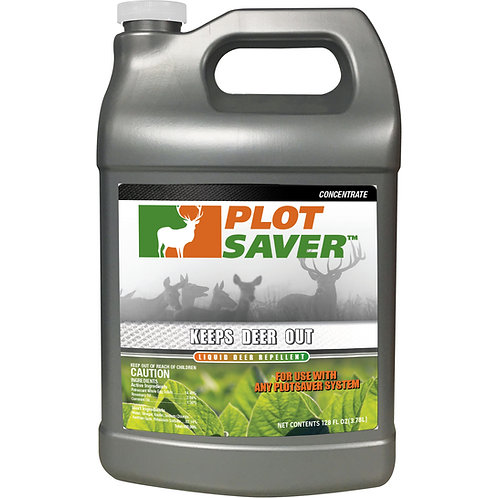 Plotsaver Liquid Repellent, Gallon Concentrate