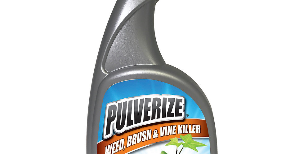 PULVERIZE® Weed, Brush & Vine Killer 32oz Ready to Use