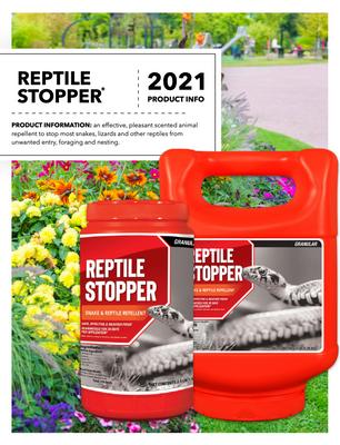 Reptile Stopper Flyer