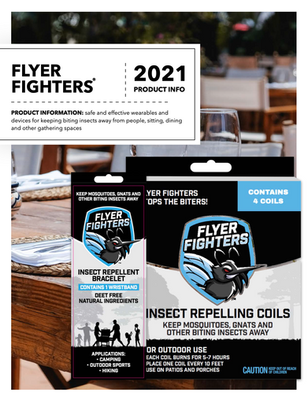 Flyer Fighters Flyer