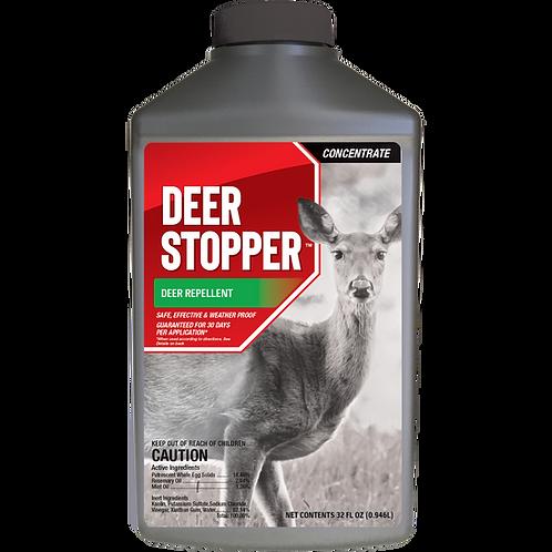 Deer Stopper Animal Repellent, 32oz Concentrate