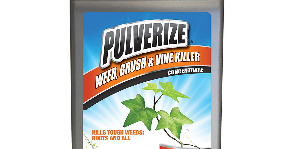 PULVERIZE® Weed, Brush & Vine Killer 32 oz Concentrate