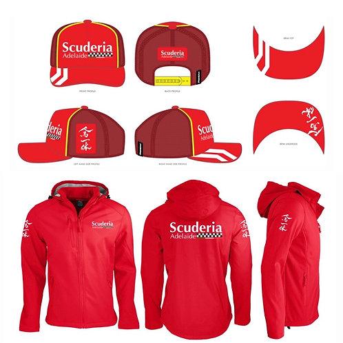 Scuderia Adelaide Club Jacket/Cap Combo