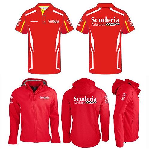 Scuderia Adelaide Club Jacket and Polo Combo