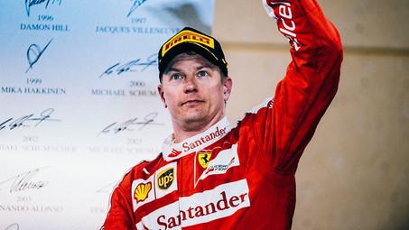 Smoke and Podiums for Ferrari