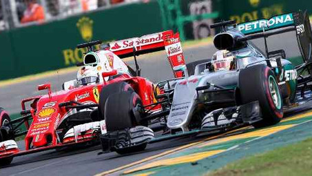 Ferrari top FP2 but not counting their tyres  before they race