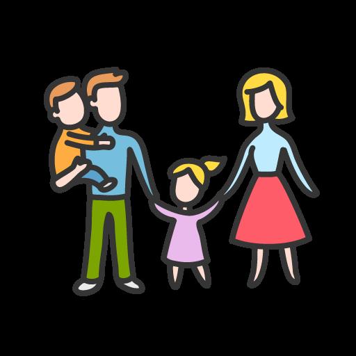 Perheenjäsenet - setti