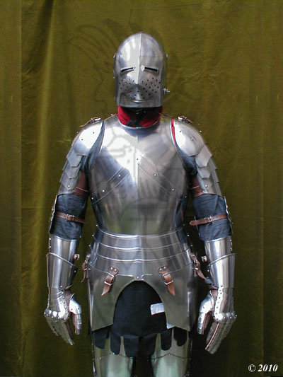 Full armor KA 2.7