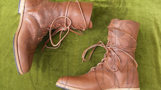 Leather boots Accessories AD1.2