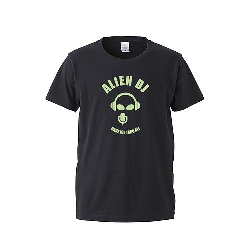 ALIEN T-Shirt [Black]