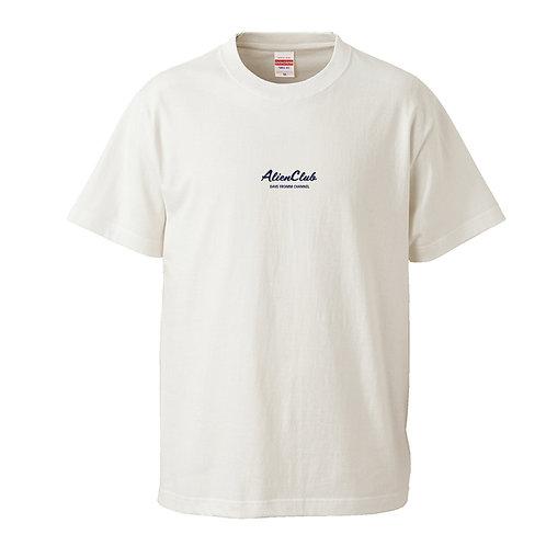 ALIEN DJ LEVEL50,000 T-Shirt!![Vanilla White][限定]