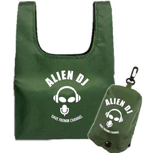 Alien Eco Bag [Khaki] & Pocket Eco Bag [Navy]