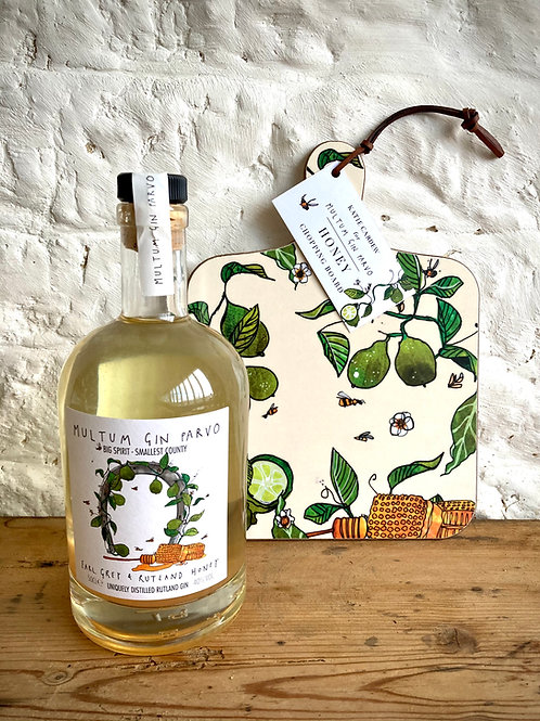 Gift Bundle - 50cl Gin & Chopping Board set