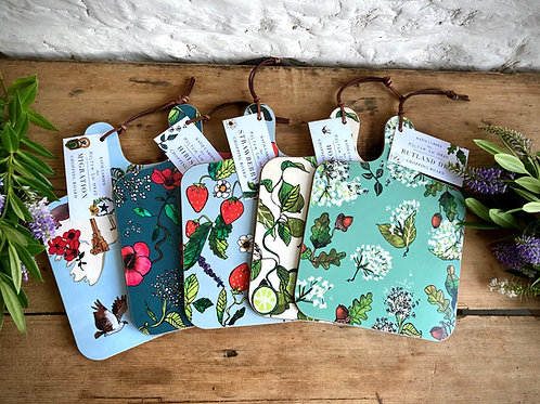 Katie Cardew co-ordinating Chopping Boards
