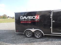 trailer davison