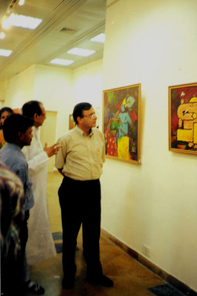 1.Group Show Delhi.JPG